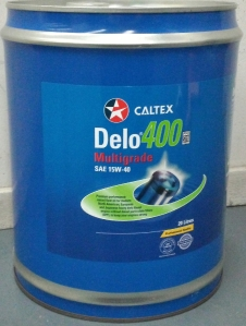 Caltex Delo 400 Multigrade